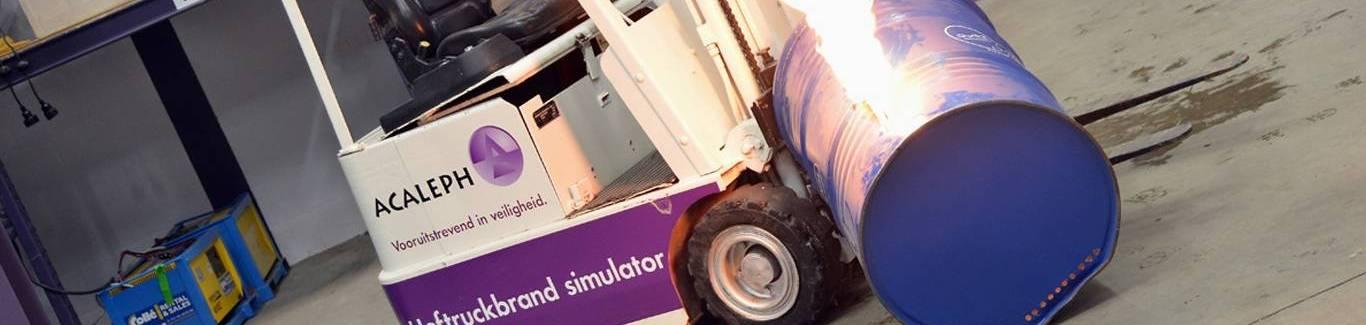 heftruck-brandsimulator-brand-bhv-training-veiligheid-acaleph