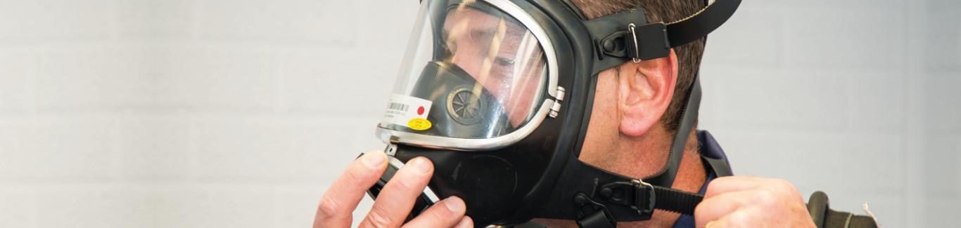 Veilig werken met onafhankelijke adembescherming
